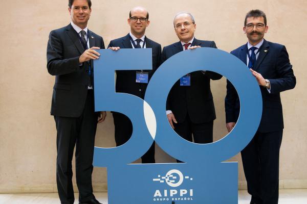 Foto 50 anos AIPPI